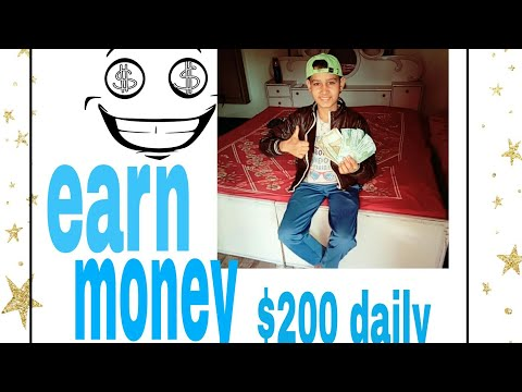 (10ways) to earn money ($200 daily) 100% with proof|soni creation|dhruv soni