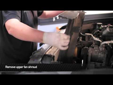 How To Install: Mishimoto 2006-2010 Chevrolet /GMC Duramax 6.6L Performance Radiator