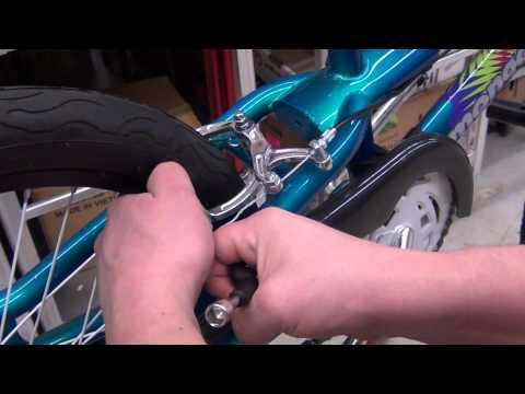Bike Assembly #7- Side Pull Brakes