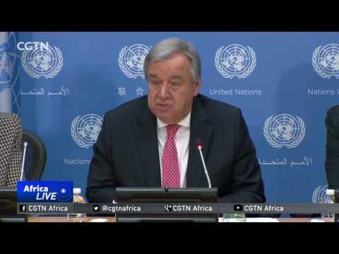 UN warns world facing unprecedented hunger