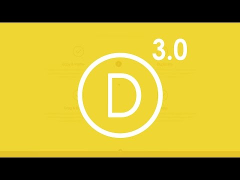 Divi 3.0 Theme Demo | How to Use the Divi 3.0 Visual Builder