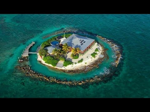 TOP 10 stunning private islands you can rent from $307 a night, ranked by price
