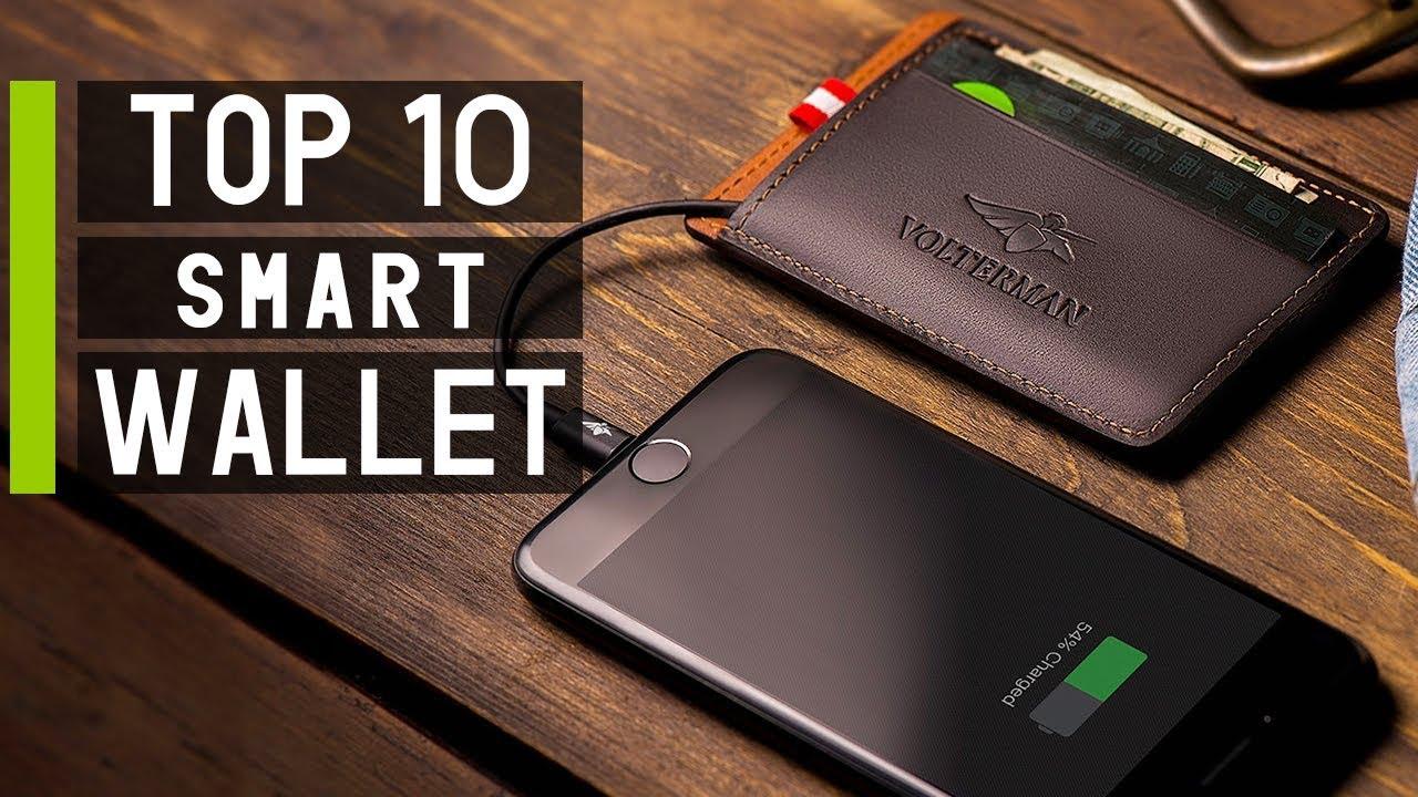 Top 10 Best Anti-Theft Smart Wallets for Men