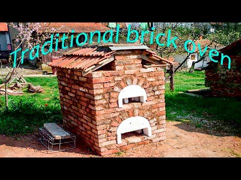 Traditional Brick Oven