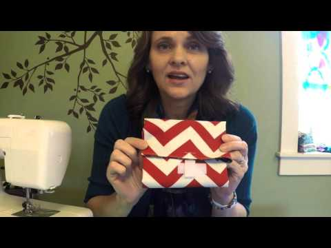 How to sew a sandwich wrap by Sewspire