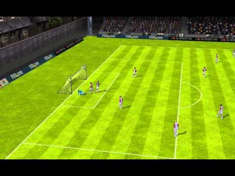 FIFA 14 Android - FC UNITY VS Toronto FC