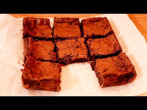 Triple Chocolate Brownies | Kitchen Time with Neha