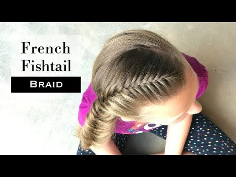 French Fishtail Braid by Holster Brands