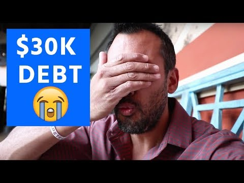 30k Debt (How I Got Myself In and out of the Debt Trap)