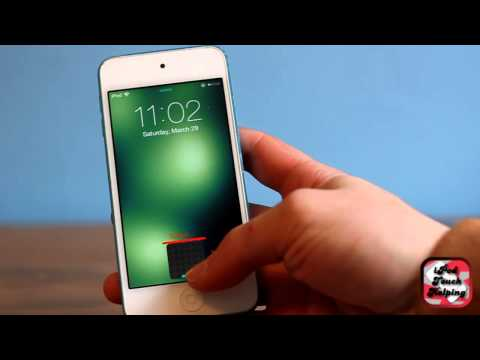 How to Add Virtual Fingerprint Scanner to iPhone 5, iPod Touch 5g, iPad