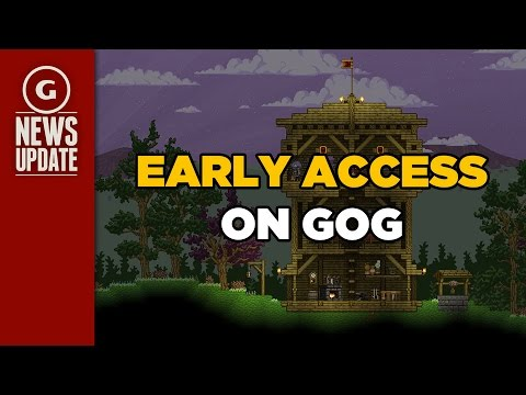 Early Access Games Coming to GOG - GS News Update