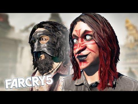 FAR CRY 6 LEAKED DEMO! Far Cry 5 Arcade Funny Moments & Fails!