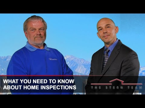 Utah Real Estate Team: What to Expect When You're Inspecting