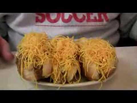 Fred Eats Cincinnati Montgomery Inn Skyline LaRosas