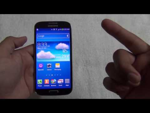 Move Apps To SD Card On Samsung Galaxy S4 Without Rooting