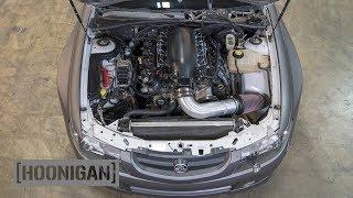 [HOONIGAN] DT 221: Holden Ute Build [Part 2] - Fuel Lines & Fuel Pressure Regulator