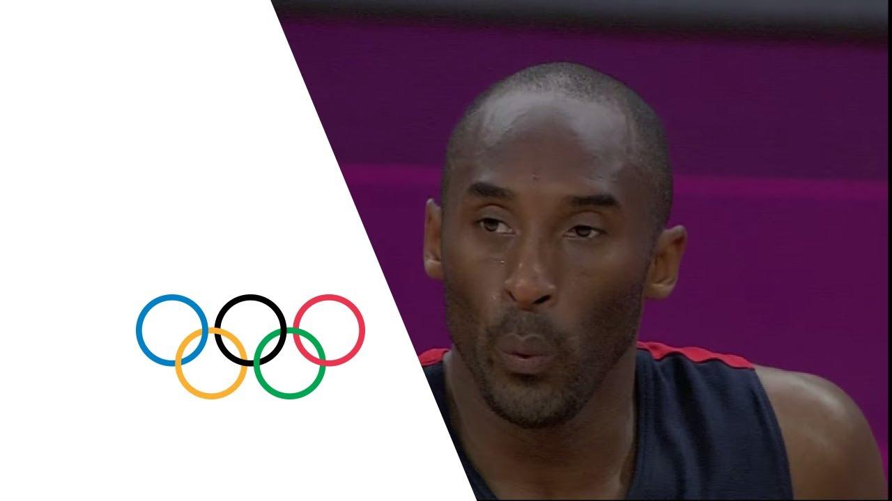 ARG v USA - Men's Basketball Group A   London 2012 Olympics