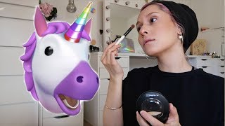 DOING MY EVERYDAY MAKEUP, HOOVERING & UNBOXING THE IPHONE X!