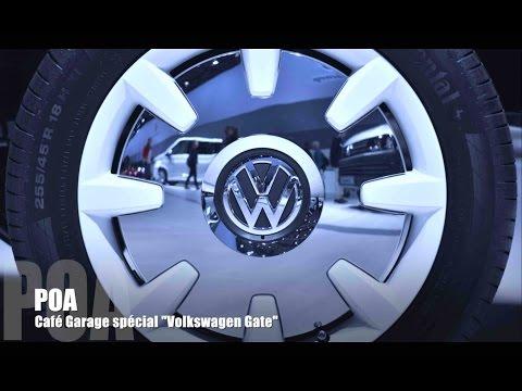 Volkswagen Gate - Café Garage sept. 2015