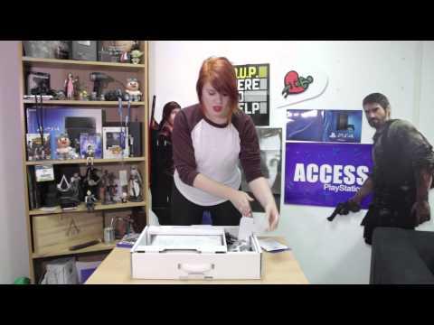 Destiny: The White PS4 Bundle Unboxed!