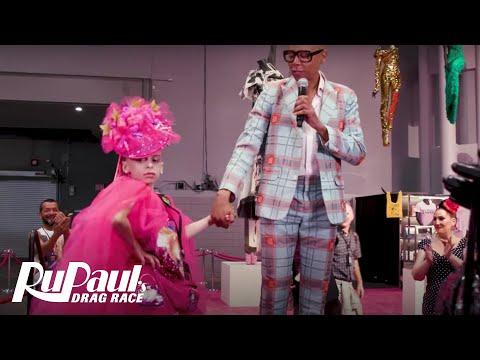 RuPaul Meets Desmond Is Amazing | RuPaul's DragCon NYC 2017