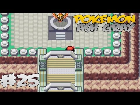 Pokemon Ash Gray #25-Pokemon League Competition?