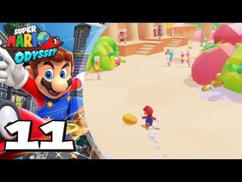 Super Mario Odyssey #11: ¡En el Reino de los Fogones!