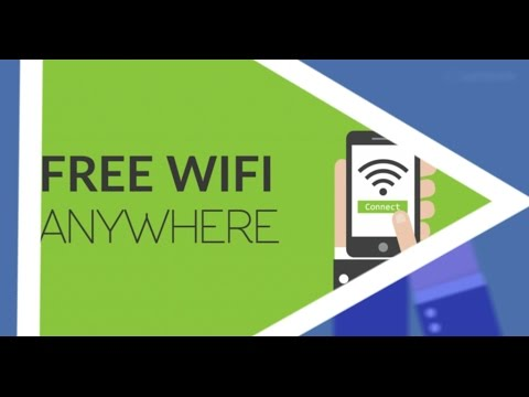 GET FREE WIFI ANYWHERE YOU GO!!! (100% Working) | 2017