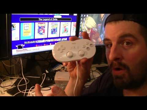 NES CLASSIC EDITION COMPATIBLE WITH WII CLASSIC CONTROLLER