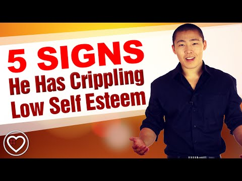 5 Signs He Has Crippling Low Self Esteem - Commitment Triggers