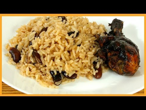 How to Cook Rice and Peas: Easy Caribbean Recipe