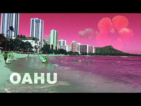 OAHU - 1 Week, 4 Hawaiian Islands - PART ONE
