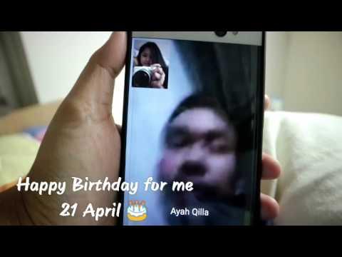 LDR || SURPRISE Ulang Tahun || Hong Kong - Indonesia || Long Distance Relationship || Romantis