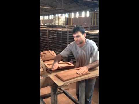 Sahtas Handmade Clay Shingle Tile