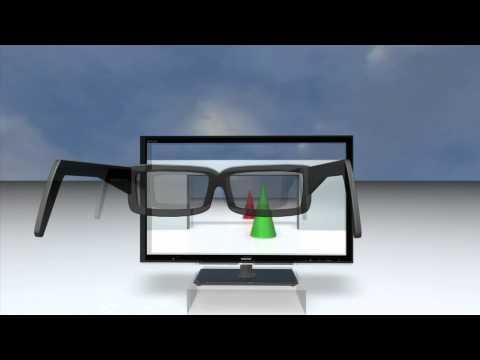 Obraz 3D w telewizorach TOSHIBA