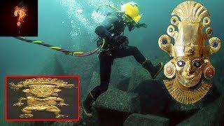 Lost City Of Atlantis Hidden Under Lake Titicaca?