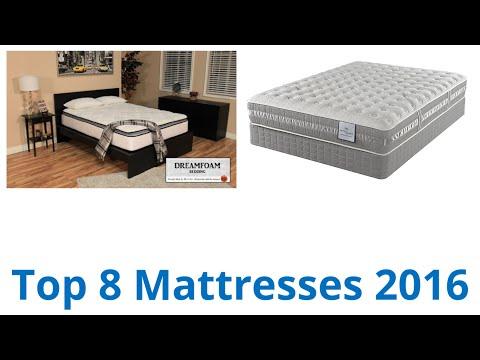 8 Best Mattresses 2016