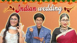 Every Indian Wedding Ever   SAMREEN ALI