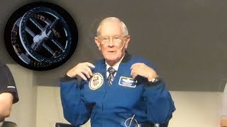 Apollo Astronaut Charles Duke Answers My Question About Gravity