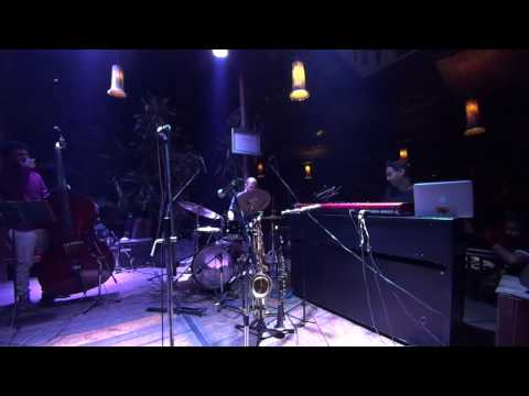 FTB (Robert Glasper) Shisha jazz cafe, Pune, India