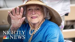 Barbara Bush, In Ailing Health, Focusing On 'Comfort Care