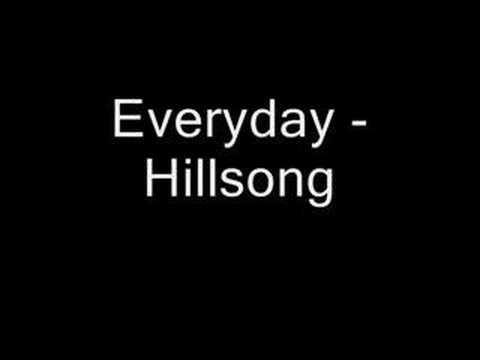 Everyday - Hillsong