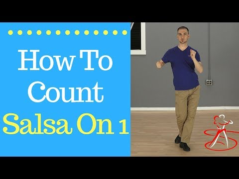 How To Count Salsa On 1 - Salsa Timing Explanation