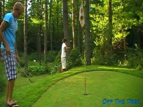 Backyard Golf Skillz 5