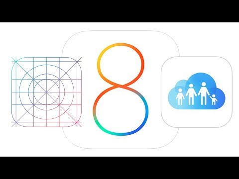  iOS 8- rozbor systému a  Family Sharing