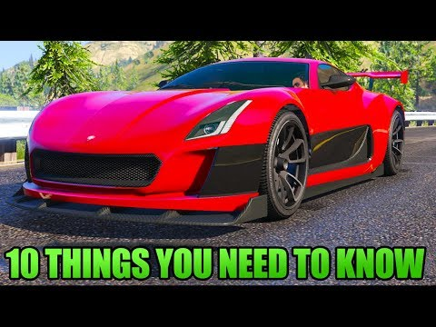 GTA 5 ONLINE - 10 THINGS YOU SHOULD KNOW ABOUT THE COIL CYCLONE BEFORE YOU BUY!  (GTA 5 Update)