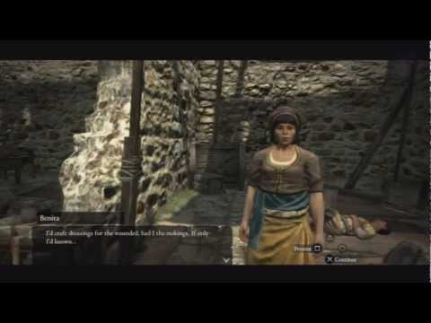 Dragon's Dogma - Floral Delivery Walktrough