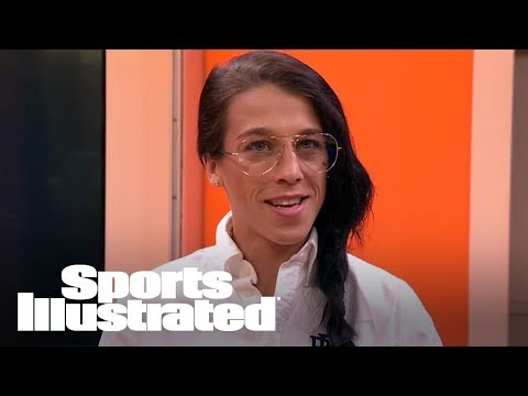 Joanna Jedrzejczyk On Mayweather Vs McGregor, Ronda Rousey's Career | SI NOW | Sports Illustrated