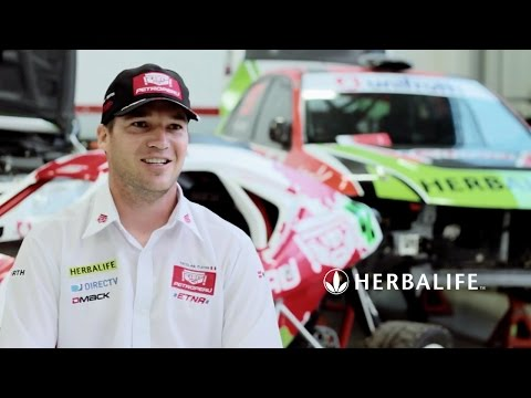 What Fuels Professional Rally Car Driver Nicolás Fuchs? | Herbalife24