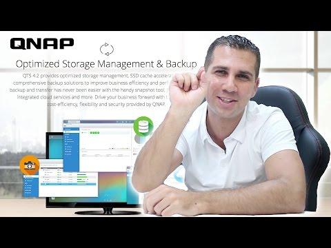 QNAP Dashboard In-depth Overview QTS 4 2 - PakVim net HD